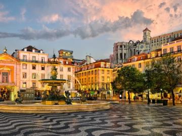 Пешеходная экскурсия «Первое свидание с Лиссабоном»