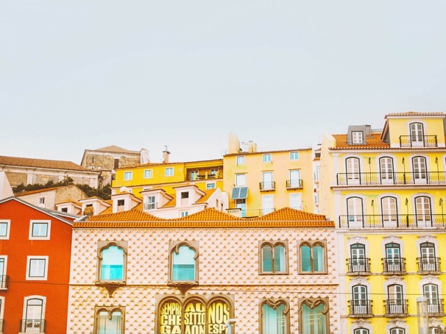 Экскурсия Лиссабон и Синтра с посещением Мыса Рока за один день
