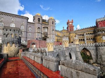 Магия города Синтра ‒ пешеходная экскурсия по городу Синтра (3 часа)